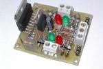 L298 : Double Pont en H pour moteur CC