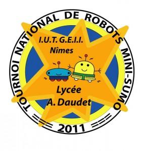 Logo officiel du tournoi Nîmes 2011
