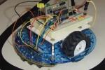 Projet ER S2 : Robot Labyrinthe Ligne, 2ème partie