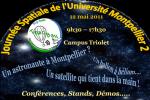 Journée Spatiale de l'Université Montpellier 2