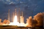 Lancement réussi de la fusée Vega