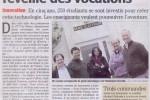 Robusta : Midi Libre du 30 avril 2012