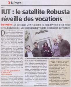 Midi Libre 30 avril 2012